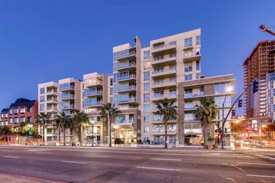 1431 Pacific Highway UNIT 312, San Diego, CA 92101 - MLS#: 180007826