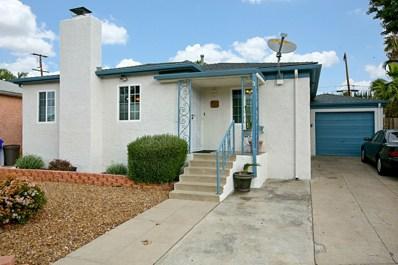 5924 Vale Way, San Diego, CA 92115 - MLS#: 180007942
