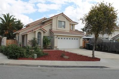 817 Willowbrook Ct, Chula Vista, CA 91913 - MLS#: 180007953