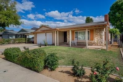 10243 Woodpark Drive, Santee, CA 92071 - MLS#: 180007994