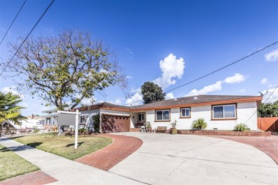 275 Elm Ave, Chula Vista, CA 91910 - MLS#: 180008063