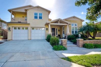 3521 Avenida Maravilla, Carlsbad, CA 92009 - MLS#: 180008323
