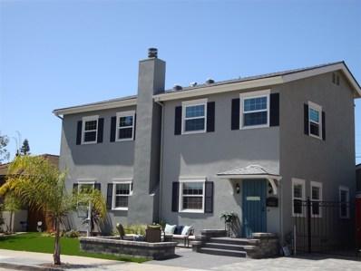3652 Yosemite Street, San Diego, CA 92109 - MLS#: 180008460