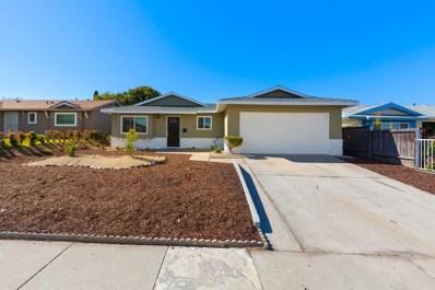 8254 Brookhaven Rd, San Diego, CA 92114 - MLS#: 180008465