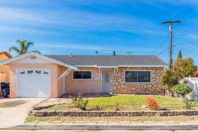 5780 Calle Felicidad, San Diego, CA 92139 - MLS#: 180008472