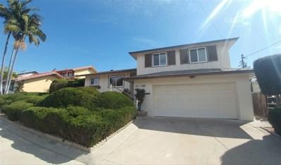 8563 Harwell Dr, San Diego, CA 92119 - MLS#: 180008483
