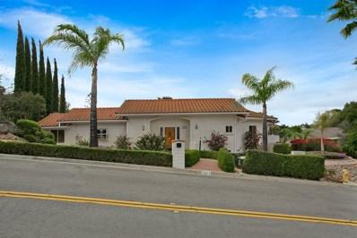 9903 Sage Hill Way, Escondido, CA 92026 - MLS#: 180008541