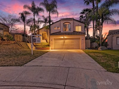 1352 Graham Place, Escondido, CA 92026 - MLS#: 180008547