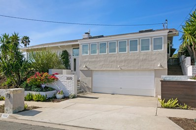 1020 La Jolla Rancho Rd, La Jolla, CA 92037 - MLS#: 180008609
