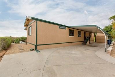 500 Rancheros UNIT 75, San Marcos, CA 92069 - MLS#: 180008776
