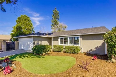 1559 Robbiejean, El Cajon, CA 92019 - MLS#: 180008828