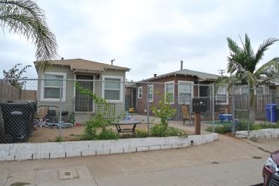 3570 47th Street, San Diego, CA 92105 - MLS#: 180008872
