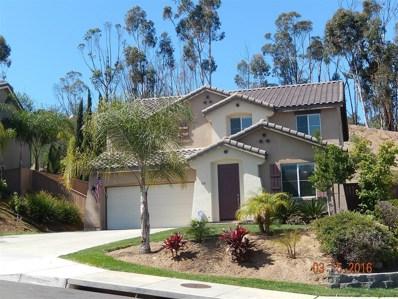 836 Plumeria, San Marcos, CA 92069 - MLS#: 180008904