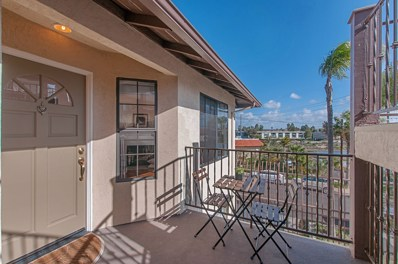2828 Famosa Blvd UNIT 208, San Diego, CA 92107 - MLS#: 180008919