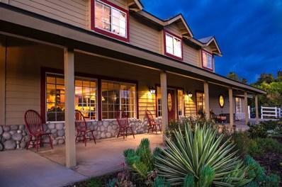 1418 Sycamore Way, Fallbrook, CA 92028 - MLS#: 180008942