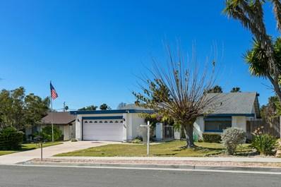 736 Granada Dr, Vista, CA 92083 - MLS#: 180009060