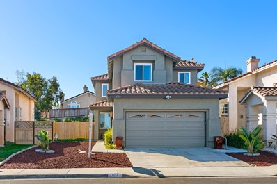 1214 Via Angelica, Vista, CA 92081 - MLS#: 180009167