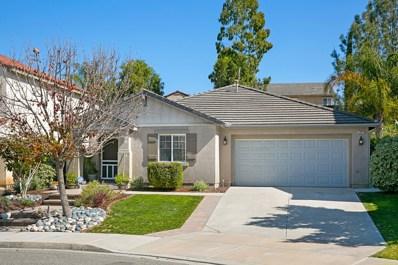 5092 Mendip St, Oceanside, CA 92057 - MLS#: 180009168