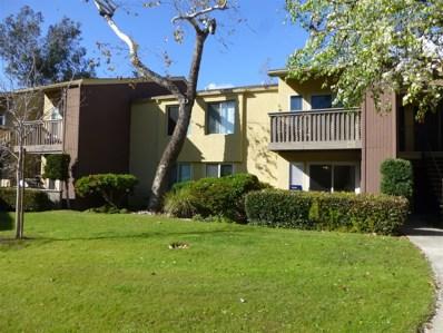 6070 Rancho Mission UNIT 439, San Diego, CA 92108 - MLS#: 180009336