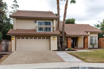 4627 Terraza Circle, San Diego, CA 92124 - MLS#: 180009400