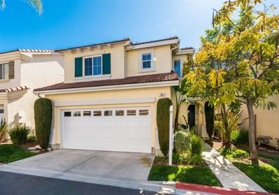 138 Adelia Way, Oceanside, CA 92057 - MLS#: 180009409
