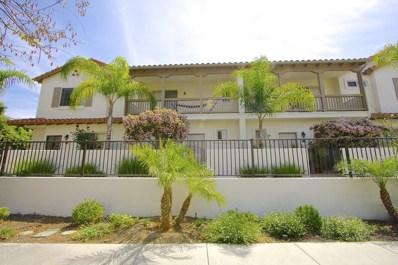 1460 Rancho Rose Way UNIT 17, Oceanside, CA 92057 - MLS#: 180009441