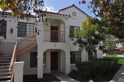 13323 Caminito Ciera UNIT 105, San Diego, CA 92129 - MLS#: 180009456