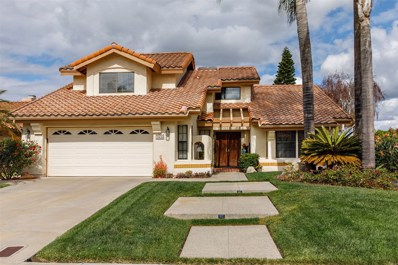 2056 Columbus Way, Vista, CA 92081 - MLS#: 180009493