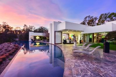 5410 Los Mirlitos, Rancho Santa Fe, CA 92067 - MLS#: 180009706