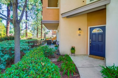 11921 Tivoli Park Row UNIT 4, San Diego, CA 92128 - MLS#: 180009772