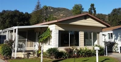 8975 Lawrence Welk UNIT 39, Escondido, CA 92026 - MLS#: 180009934