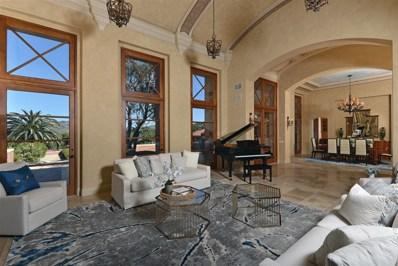17009 El Mirador, Rancho Santa Fe, CA 92067 - MLS#: 180009955