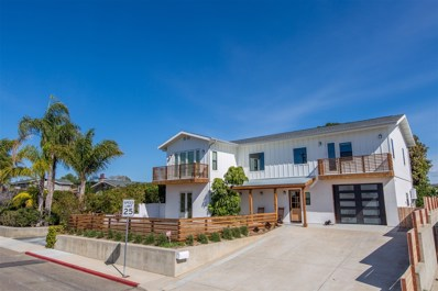1855 MacKinnon Ave., Cardiff By The Sea, CA 92007 - MLS#: 180010005