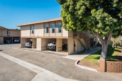 48 Orange Ave UNIT 4, Chula Vista, CA 91911 - MLS#: 180010035