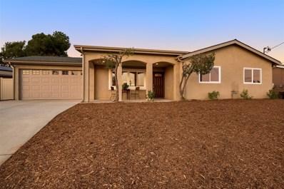 9200 Ellenbee Rd, Santee, CA 92071 - MLS#: 180010040