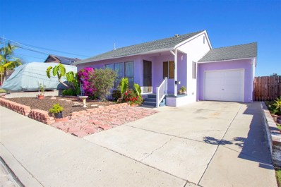 1827 Midvale Dr, San Diego, CA 92105 - MLS#: 180010159