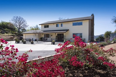 15436 Las Manzanitas, Ramona, CA 92065 - MLS#: 180010234