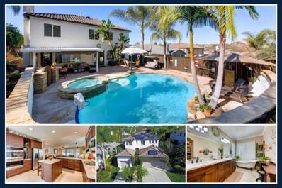 1442 Rivercrest Rd, San Marcos, CA 92078 - MLS#: 180010459