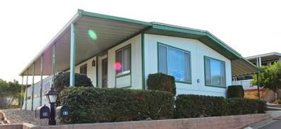 1175 La Moree Rd UNIT SPC 37, San Marcos, CA 92078 - MLS#: 180010563