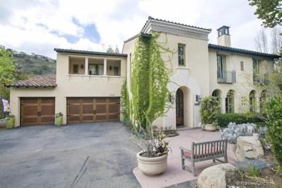 17963 Camino De La Mitra, Rancho Santa Fe, CA 92067 - MLS#: 180010586