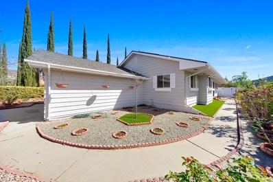 24125 Del Amo Road, Ramona, CA 92065 - MLS#: 180010765