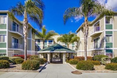 2650 Broadway UNIT 103, San Diego, CA 92102 - MLS#: 180010766