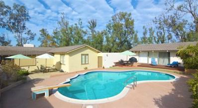 5306 Linea Del Cielo, Rancho Santa Fe, CA 92067 - MLS#: 180010769