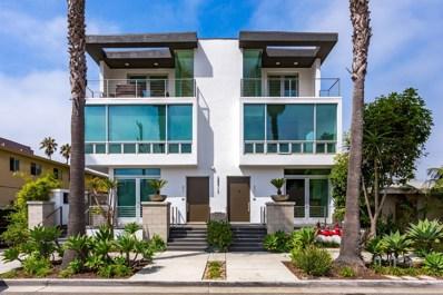 311 S Myers St UNIT 2, Oceanside, CA 92054 - MLS#: 180010785