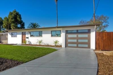4852 Kings Way, San Diego, CA 92117 - MLS#: 180010800