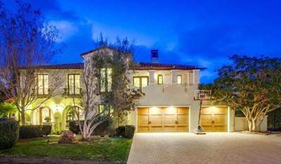 7730 Calle Amanecer, Rancho Santa Fe, CA 92067 - MLS#: 180011033