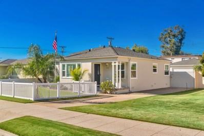 1524 Oliver, Pacific Beach, CA 92109 - MLS#: 180011036