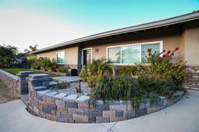 240 Patrick Drive, El Cajon, CA 92019 - MLS#: 180011069