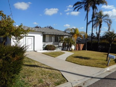 1430 Yourell Ave, Carlsbad, CA 92008 - MLS#: 180011098