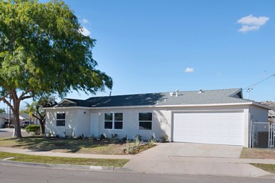 940 Wilfred St, El Cajon, CA 92021 - MLS#: 180011113